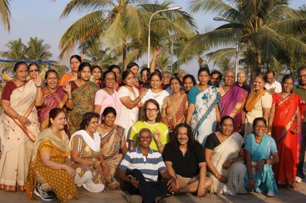 klub śmiechu w Bombaju