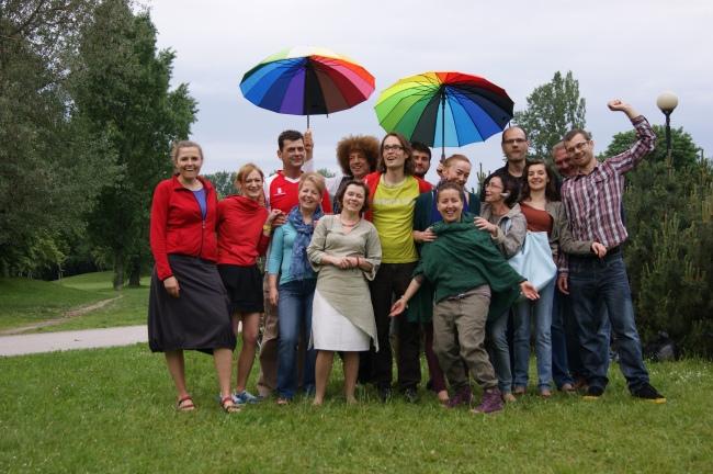 Warszawski klub śmiechu, 2.6.2013