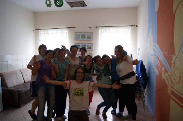 jogin śmiechu i dziewczyny z Kwidzyna :)