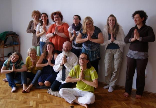 warsztat w Krakowie, Prapełnia, lipiec 2013
