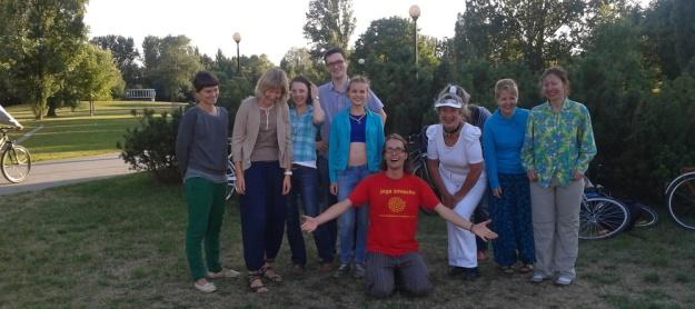 Warszawski Klub Śmiechu 14.8.2013