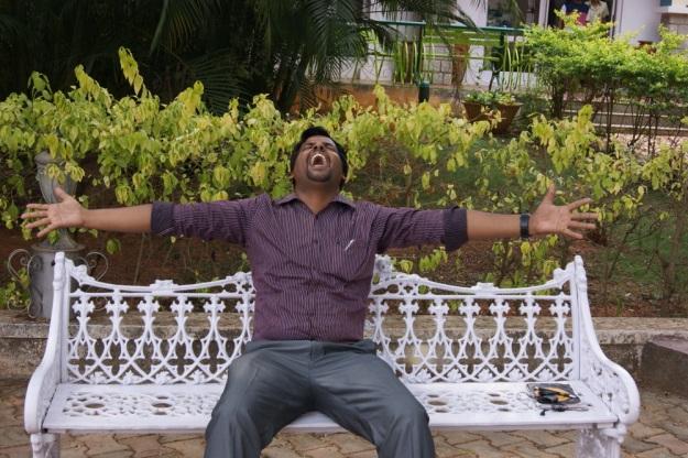 Z Babu z Indii też mi pozostał kontakt przez skype :)