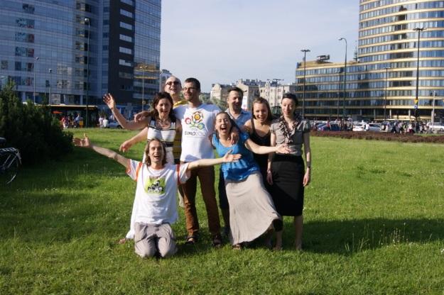 Warszawski Klub Śmiechu 13.6.2013